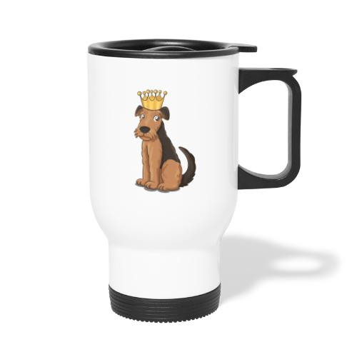 The KING of Terriers - Travel Mug