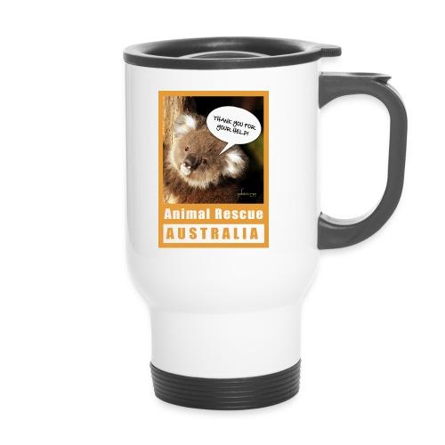 Thank You Koala - Spendenaktion Australien - Thermobecher