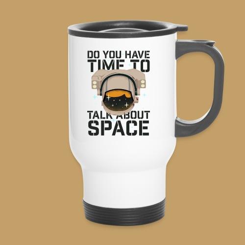 Time for Space - Kubek termiczny z uchwytem
