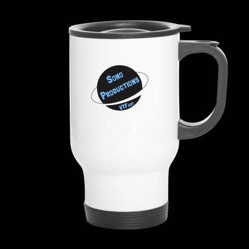 logo W - Thermal mug with handle