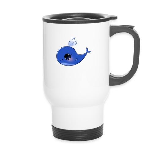 Mini Whale - Travel Mug