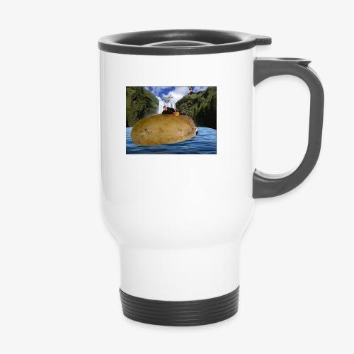 Test - Thermal mug with handle