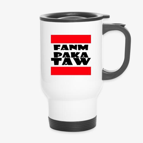 fanm paka taw noir - Mug thermos