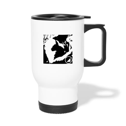 BULGEBULLFSE2 - Thermal mug with handle
