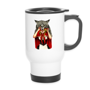 Little Red Riding Hood - Taza termo