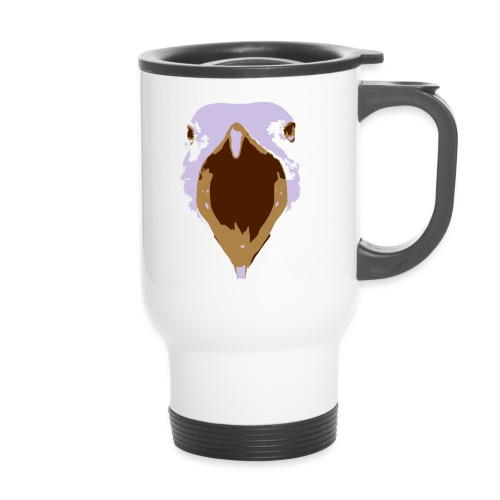 Ballybrack Seagull - Thermal mug with handle