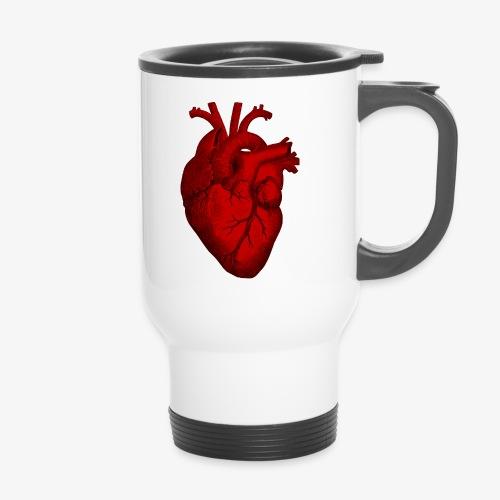 Heart - Travel Mug