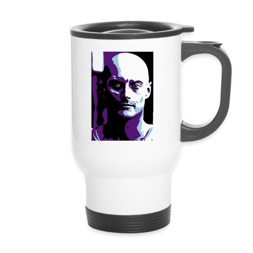 Ken_Wilber - Thermal mug with handle