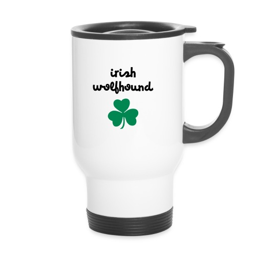 Irish wolfhound 22 - Mug thermos