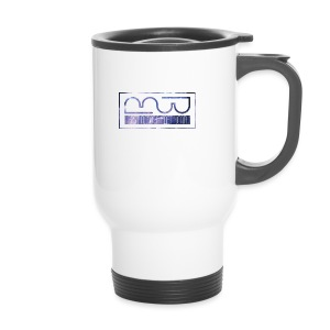 Mug logo purple - Travel Mug