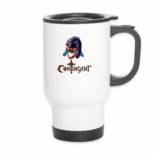 Contignent Logo - Travel Mug