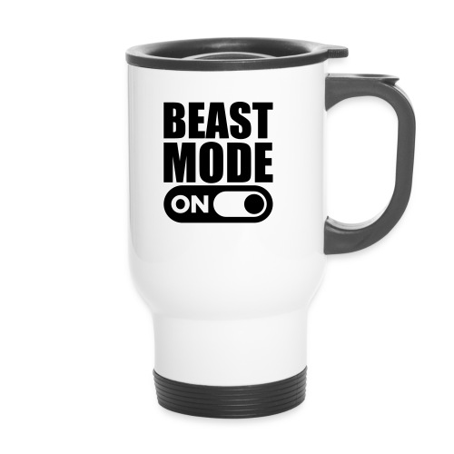 BEAST MODE ON - Travel Mug