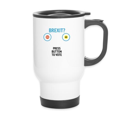 Brexit: Press Button To Vote - Termokrus
