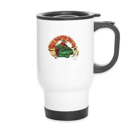 DiceMiniaturePaintGuy - Travel Mug