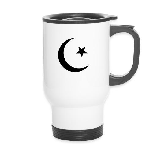 islam-logo - Travel Mug