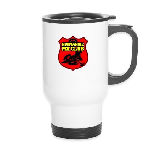 Casquette Normandie MX Club - Tasse isotherme avec poignée