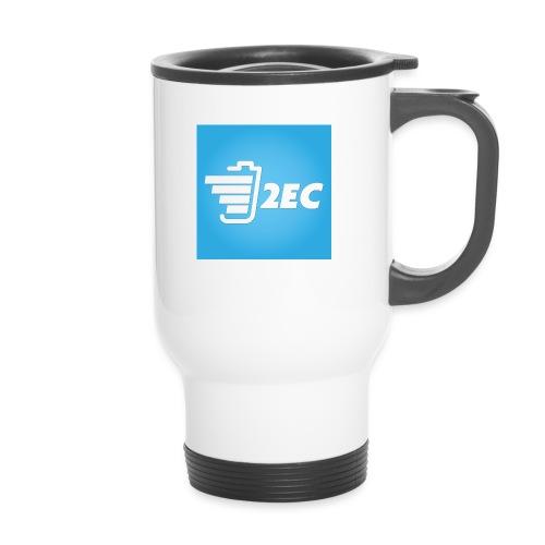 2EC Kollektion 2016 - Thermobecher mit Tragegriff