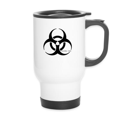 Biohazard - Shelter 142 - Thermobecher mit Tragegriff