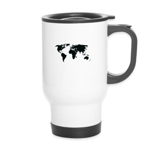 World - Termokrus med bærehåndtag