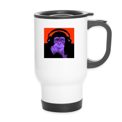 project dj monkey - Thermosmok met draagring