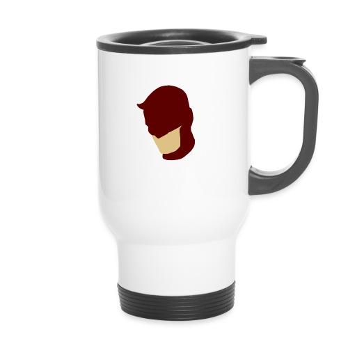 Daredevil Simplistic - Thermal mug with handle