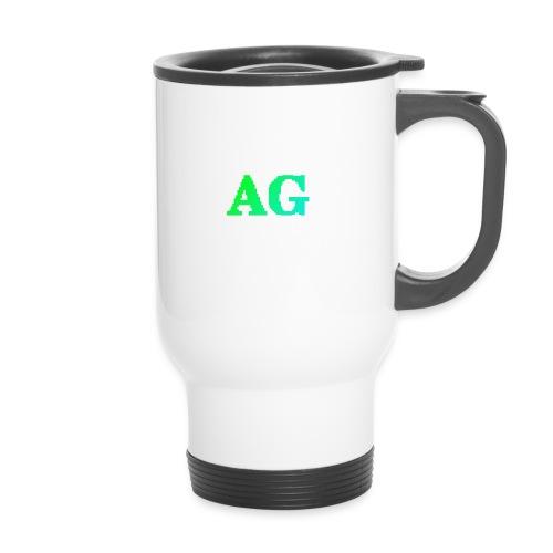 ATG Games logo - Kahvallinen termosmuki