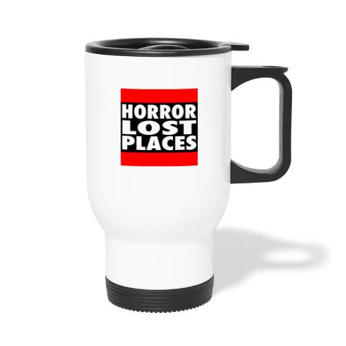 Horror Lost Places - Thermobecher mit Tragegriff