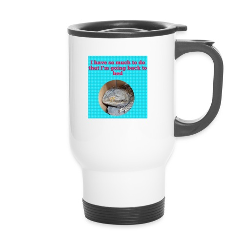 The sleeping dragon - Travel Mug