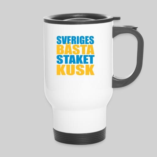 Sveriges bästa staketkusk! - Termosmugg