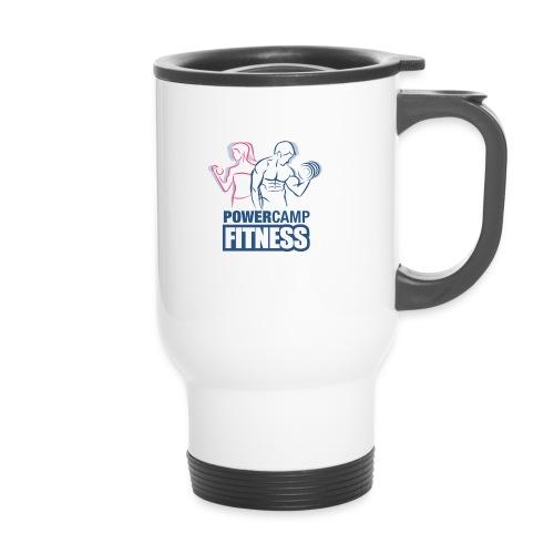 powercamp02 - Thermal mug with handle