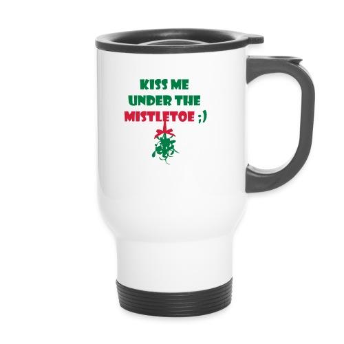 mistletoe - Thermobecher
