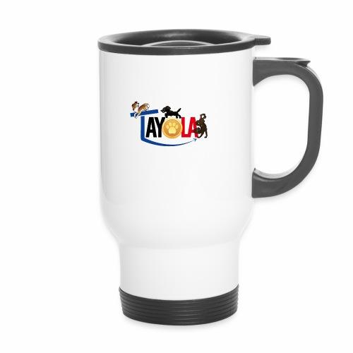 TAYOLA logo 2019 HD - Mug thermos