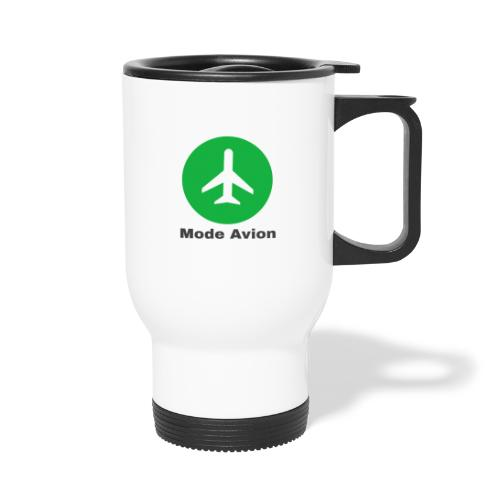 Mode Avion - Mug thermos