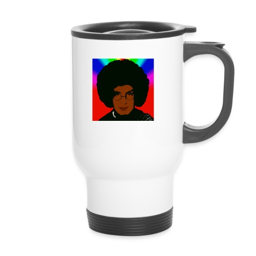 afro1 - Thermobecher