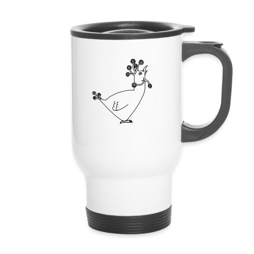 Cosmic Chicken - Travel Mug