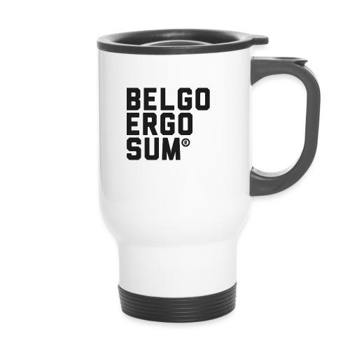 Belgo Ergo Sum - Travel Mug