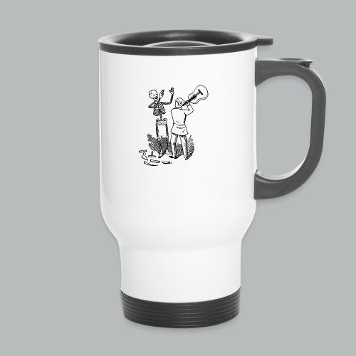 DFBM unbranded black - Travel Mug