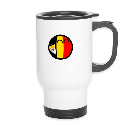 Belgiumball - Travel Mug