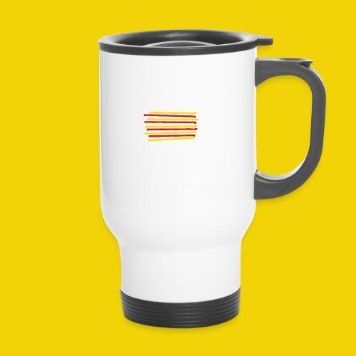 Catalonia Scratch - Travel Mug