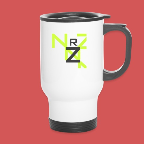 Nörthstat Group™ Clear Transparent Main Logo - Travel Mug