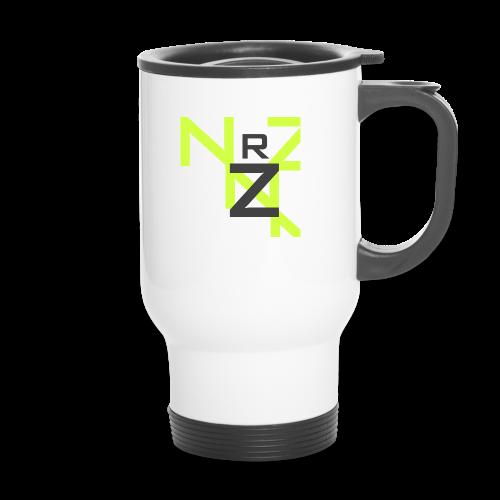 Nörthstat Group™ Clear Transparent Main Logo - Travel Mug