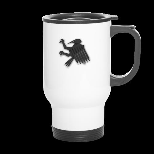 Nörthstat Group ™ Black Alaeagle - Travel Mug
