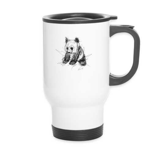 Scribblepanda - Travel Mug