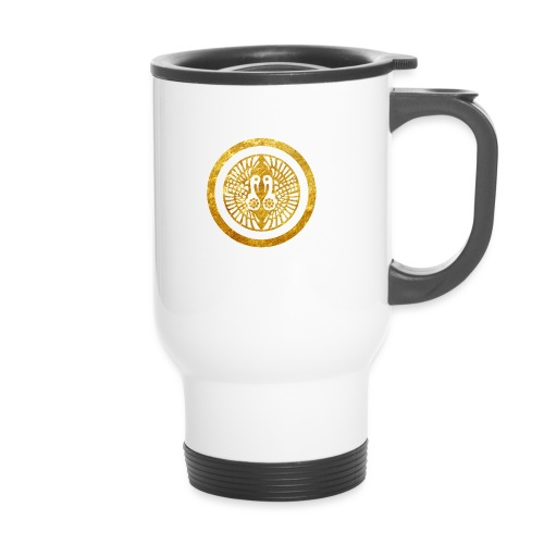Ikko Ikki Mon Japanese clan - Travel Mug