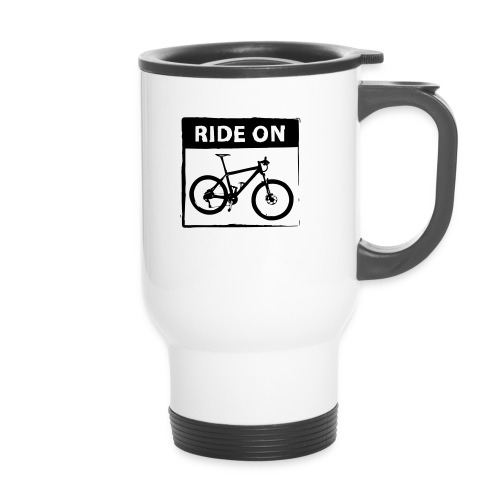 Ride On MTB 1 Color - Thermobecher