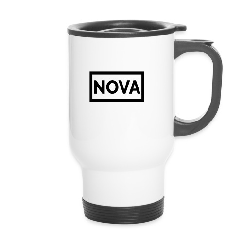 Red Nova Snapback - Travel Mug