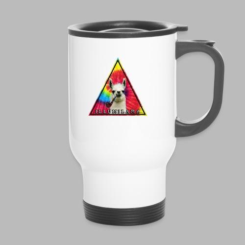 Illumilama logo T-shirt - Travel Mug