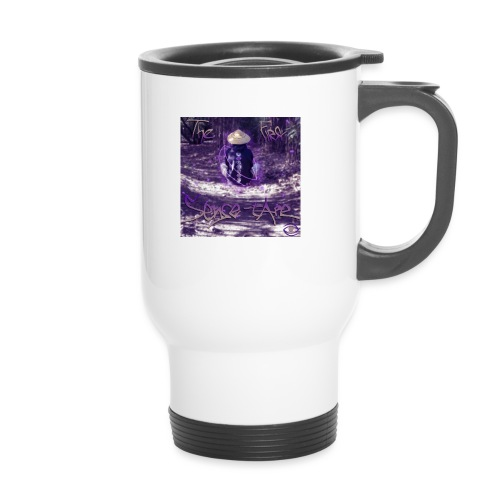 the first sense tape jpg - Travel Mug