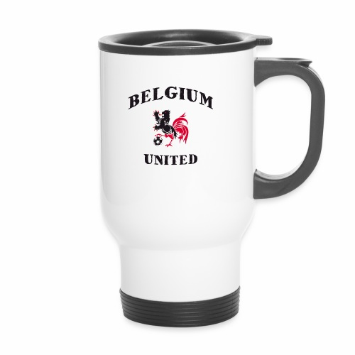 Belgium Unit - Travel Mug