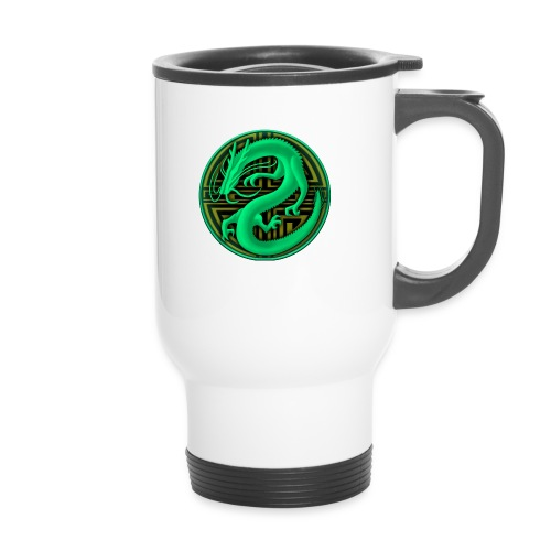 logo mic03 the gamer - Tazza termica